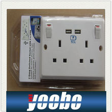 usb wall socket uk