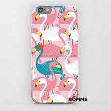 Hot selling Interesting illustration designer mobile phone case for iphone 6 case tpu pc material mobile phone case bulk