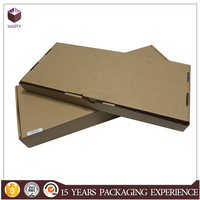 High quality corrugated brown color paper board