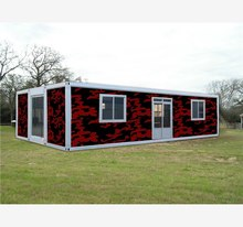 fashional removed modular easy assembly and disassembly prefabricated house