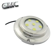 high quality with 316 stainless stell 1x6 6W LED Yacht Lamp