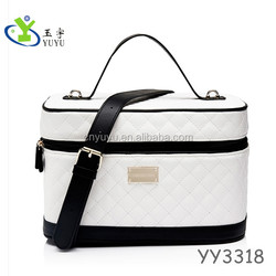 Makeup case sewing PU high-end Cosmetic Case