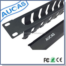 AUCAS brand high quality new design fiber optic wire cable management
