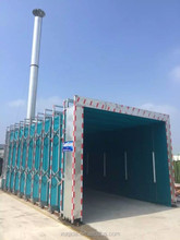 MAXAIR Portable spray paint booth/mobile spray booth for Mexico