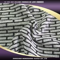 2015 new style 100 polyester bamboo knitting fashion jersey knit fabric