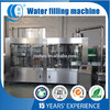 automatic bottle filling and capping machine, Pure mineral water bottle filling machine,Bottle water packing machine