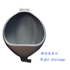 convenience plastic urinal for construction industry use
