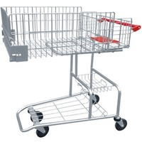 New Design disabled shopping cart for supermarket