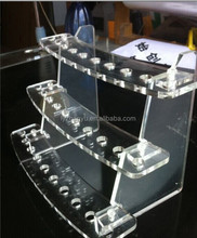 New Pattern Beautiful Plexiglass Acrylic Display Box Makeup Designer Good Quality