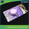China factory lavender amora macarons hanging car air freshener