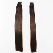 Top quality low price virgin remy tape in guangzhou hair extension factory