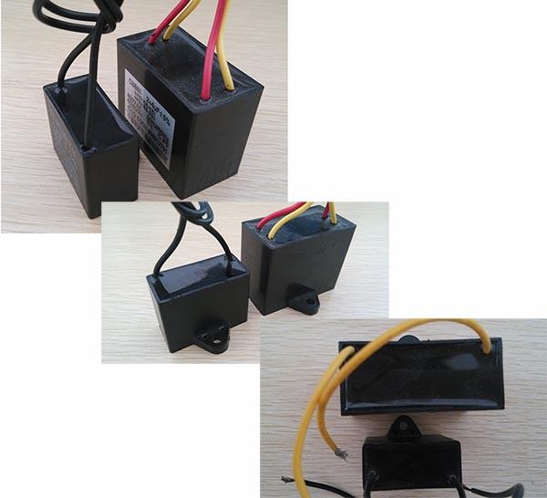 250 450vac polypropylene film capacitor induction motor Single phase induction motor capacitor start