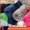 100% Polyester Coral Fleece Fabric