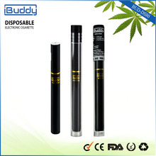 Fillable cbd atomizer cartridge disposable e-cigarette bud ds80 vape pens oil and wax
