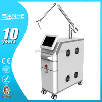 2015 new arrival Multi-functional laser tattoo removal machine for salon use
