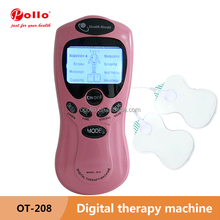 New TENS EMS Acupuncture Digital Therapy Massager
