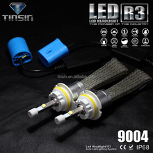 2015 newest products Rocket 3 9007 80w led headlight bulb
