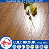 ISO14001 solid wood floor from LULI GROUP shandong manufacturer