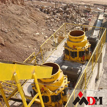 China Best high quality cone crusher , spindle stone breaker