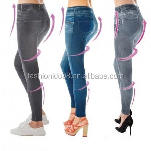 Slim Jeggings Tights Jeans Leggings For Women Jegging ...