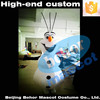 Top selling cutest walking frozen mascot costume Adult