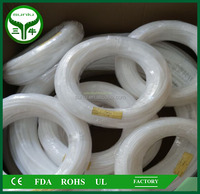 PTFE tube High Temperature Engineering 100% Virgin PTFE Pipe sales@ptfetube.co