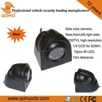 CCD Car Rear & Side Viewing mini hidden car dvr camera