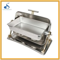 New Style Stainless Steel Food Warmer Buffet Stove