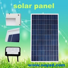 high efficient pv solar panel 100Watt for home system