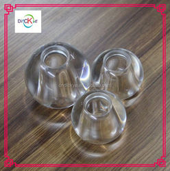 2015 plastic led bouncing ball Plastic Polyhedral Hollow Ball