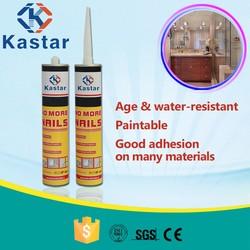 Trade Assurance bond nail glue,no more nails, liquid nail adhesive