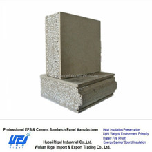 2015 hot sale EPS prefabricated wall panel for office building fast install and fast delivery in whole sale