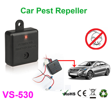 Visson 2015 new pest control hot products VS- 530 cars, motorcycles, tractors, trucks mouse repeller