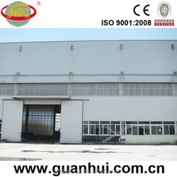 Hign quality low cost prefabricated steel structure building