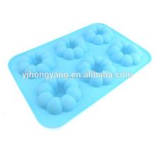 Silicona decoración de pasteles del molde divertido pastel de silicona del molde