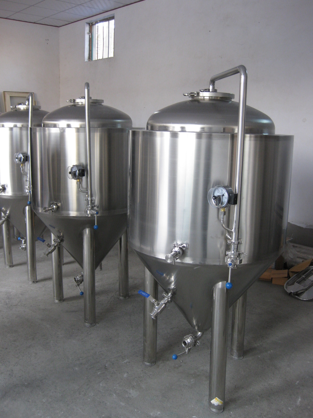 how to clean beer making equipment