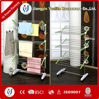 folding foldable clothes drying rack