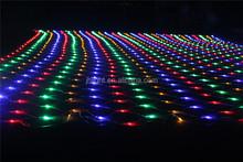 Non - connectable 110 volt pêche décoratif net, Led mesh lumière. Led lumières de noël