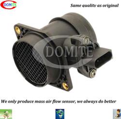 Mass Air Flow Sensor For BMW 13 62 1 438 687, 13 62 7 566 986, 0 280 218 075