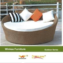 white wrought iron rattan furniture outdoor