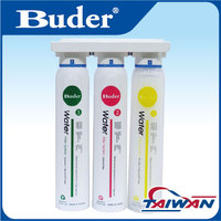 [ Taiwan Buder ] 3 stage 0.5 micron water filters
