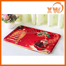 New Design Fashion Low Price Printing Rubber Floor Mat