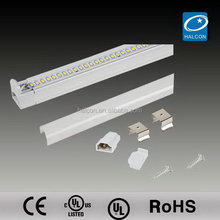 Fashionable new coming decorative showcase linear led