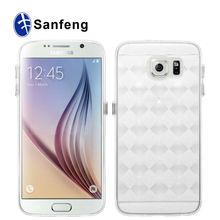 Ultra Slim Clear TPU Case For Samsung S6 ,TPU Galaxy s6 Case