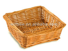 WI-1085,Wholesale storage wicker basket for gift