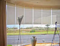 Roller blinds outdoor pvc