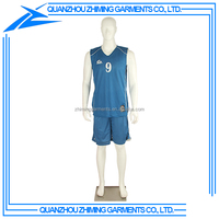 2016 New Arrivalling Latest Basketball Jersey Uniform Design for Men