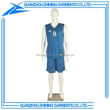 2016 New Arrivalling Latest Basketball Jersey Uniform Design for Men