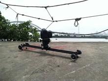 Upgrade design DSLR Camera Video Slider with wheels 0.6M