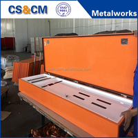 powder coated galvanized steel metal distribution cabinet
